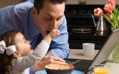 5 Tips to effectively juggle family and business