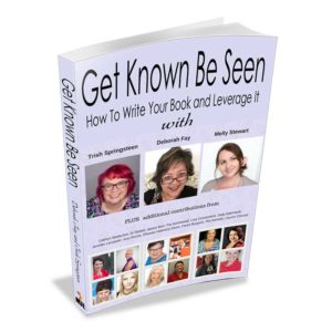 Book: Get Known Be Seen