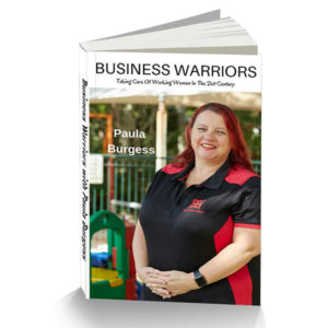 Business Warriors by Paula Burgess - Beyond the Maze